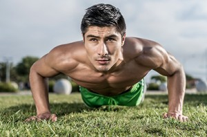 Push_up Personal training