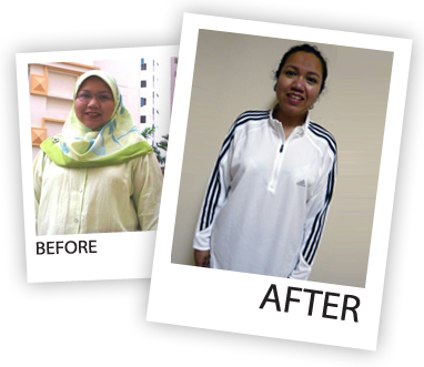 personal training singapore lose weight fast