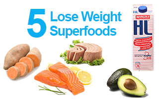 5-superfoods-eat-lose-weight