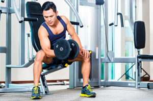 Workout - Muscle Building - Personal training singapore